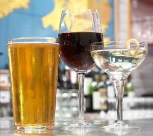 2 or 1 on selected drinks at Canteen's Happy Hour