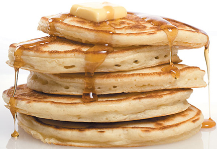 All day pancakes at Canteen for Shrove Tuesday