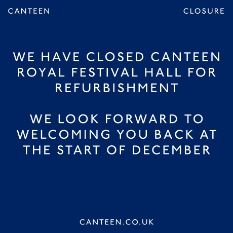 Canteen_Closure